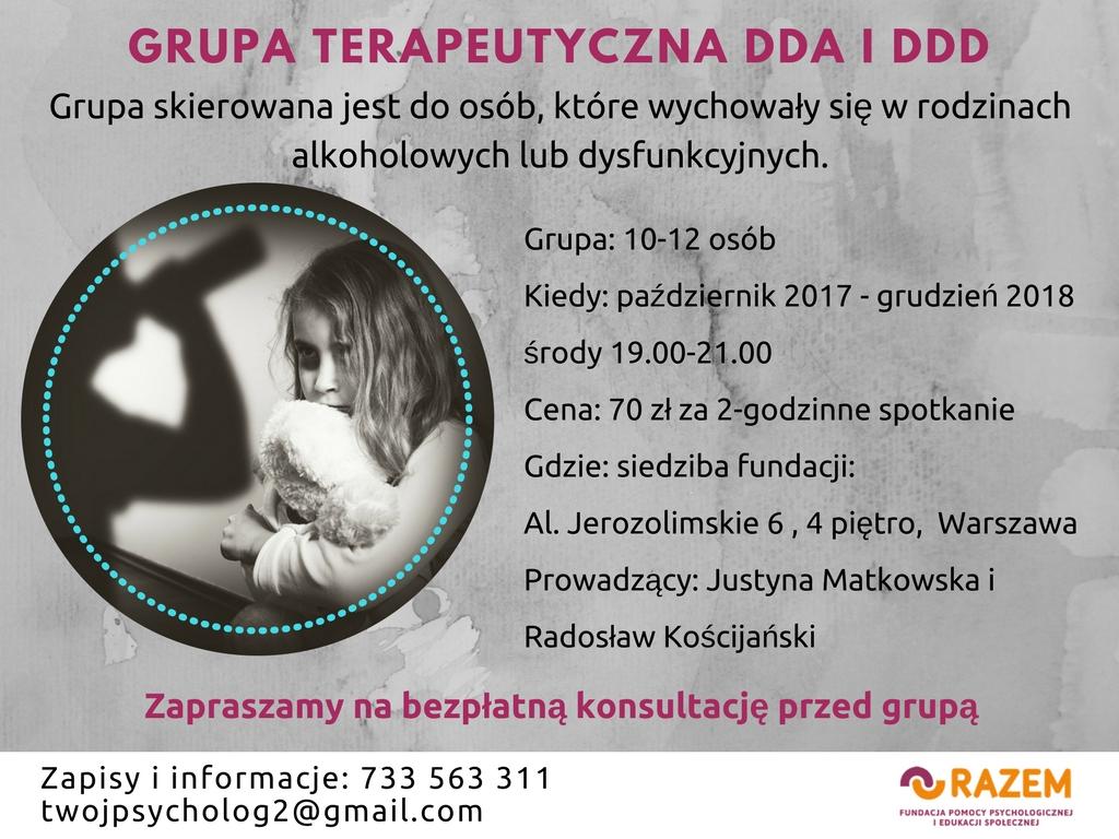 Grupa terapeutyczna DDA i DDD (1)