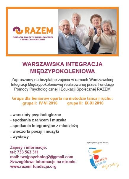 warszawska integracja międzypokoleniowa